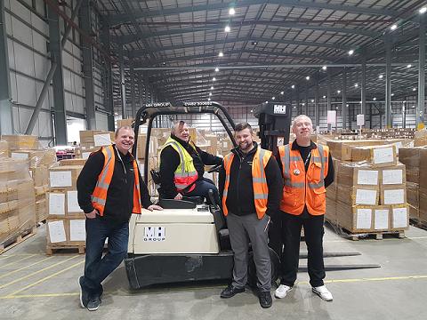 A Fresh Start With Clipper Logistics