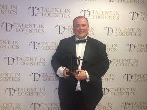 LGV Driver of the Year - Alex Hudson, JJX Logistics