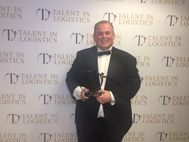LGV Driver of the Year - Alex Hudson, JJX Logistics