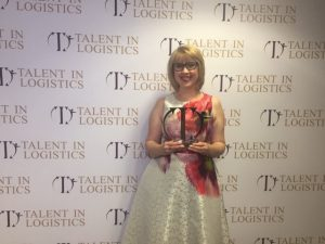Industry Ambassador of the Year - Bethany Fovargue, Novus