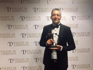 Inspirational Leader of the Year - Michael Price, Clipper Logistics